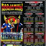 Brosur Lomba Burung Radjawali Indonesia Award