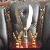 Tropi Juara Kelas Radjawali Radjawali Indonesia Award