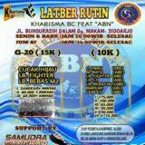 Brosur Latber Kharisma BC feat ABN