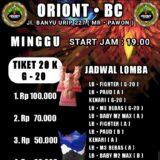 Brosur Latber Oriont BC